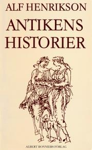 Cover for Antikens historier