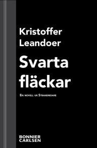 Cover for Svarta fläckar : En skräcknovell ur Strandridare