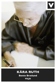Omslagsbild för Kära Ruth