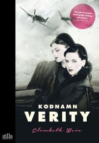 Cover for Kodnamn Verity