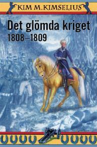Cover for Det glömda kriget 1808-1809