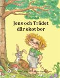 Omslagsbild för Jens och Trädet där ekot bor