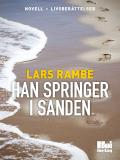 Cover for Han springer i sanden