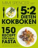 Cover for 5:2-dieten - kokboken : 150 recept för halvfasta