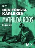 Cover for Den första kärleken : novell