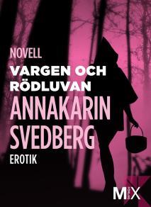Omslagsbild för Vargen och Rödluvan : erotisk novell