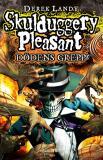 Omslagsbild för Skulduggery Pleasant 5 - Dödens grepp