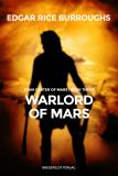 Cover for Warlord of Mars