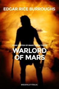 Omslagsbild för Warlord of Mars
