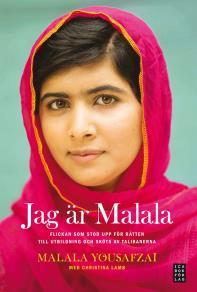 Cover for Jag är Malala