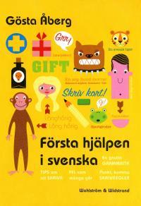 Omslagsbild för Första hjälpen i svenska