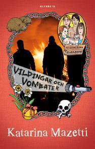 Cover for Kusinerna Karlsson. Vildingar och vombater