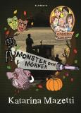 Omslagsbild för Kusinerna Karlsson. Monster och mörker