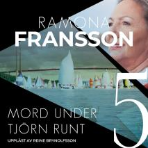 Cover for Mord under Tjörn Runt