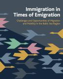 Cover for Immigration in Times of Emigration