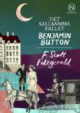 Omslagsbild för Det sällsamma fallet Benjamin Button