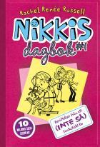 Omslagsbild för Nikkis dagbok #1: Berättelser från ett (INTE SÅ) fantastiskt liv