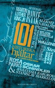 Cover for 101 Historiska hjältar