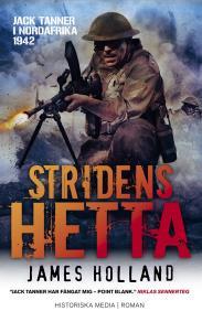 Cover for Stridens hetta