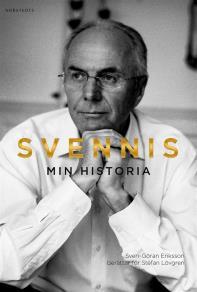 Cover for Svennis : min historia