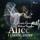 Cover for Alice i Underlandet