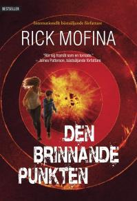 Cover for Den brinnande punkten