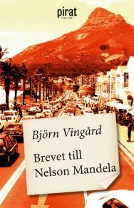 Cover for Brevet till Nelson Mandela