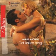 Cover for Det kallas magi : En Harlequin-ljudbok Passion