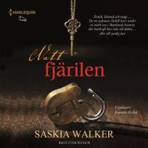 Cover for Nattfjärilen : En Harlequin-ljudbok Erotisk Romantik