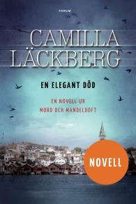 Cover for En elegant död : En novell ur Mord och mandeldoft