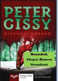 Cover for Diagnos: Mördad - Strandsatt