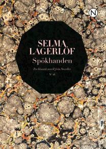 Cover for Spökhanden
