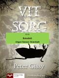 Cover for Vit sorg - Strandsatt