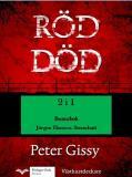 Omslagsbild för Röd död - Strandsatt