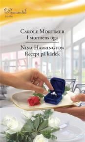Cover for I stormens öga/Recept på kärlek