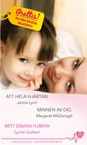 Cover for Att hela hjärtan/Minnen av dig/Mitt envisa hjärta