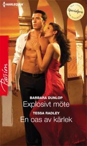 Cover for Explosivt möte/En oas av kärlek