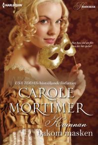 Cover for Kvinnan bakom masken