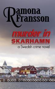 Cover for Murder in Skarhamn: a Swedish Crime Novel