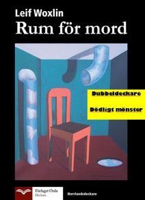 Omslagsbild för Rum för mord - Dödligt mönster