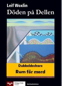 Omslagsbild för Döden på Dellen - Rum för mord