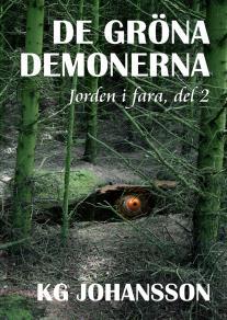 Cover for De Gröna Demonerna - Jorden i fara, del 2