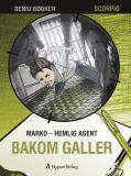 Omslagsbild för Marko - hemlig agent: Bakom galler