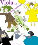 Cover for Viola och maskeradinbjudan