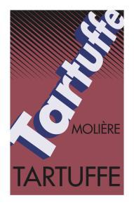 Cover for Tartuffe