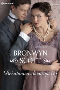 Cover for Debutantens hemliga liv