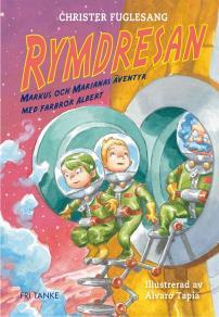 Cover for Rymdresan