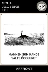 Cover for Mannen som kände Saltsjöodjuret
