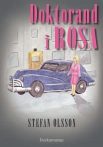 Cover for Doktorand i rosa