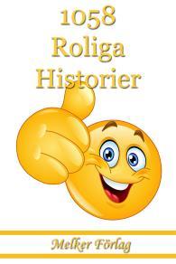 Omslagsbild för 1058 Roliga Historier